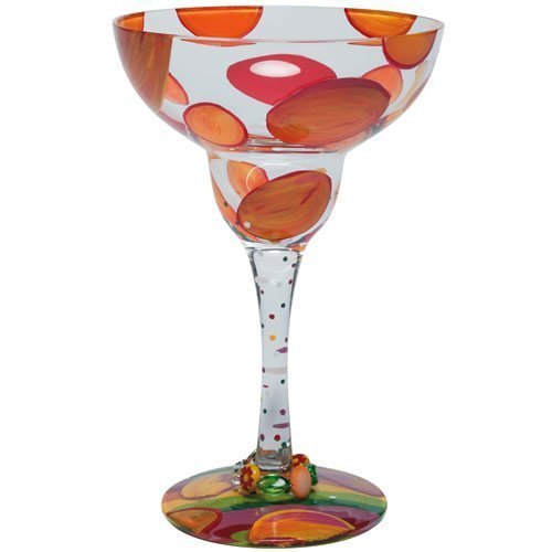 Lolita Margarita Glass Mango Retired - Wine Martini New Love MRG-5580C