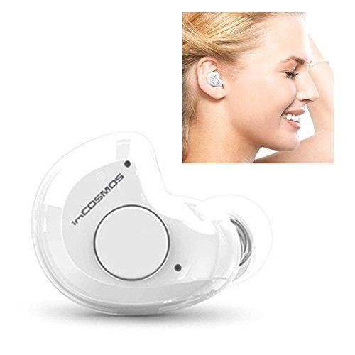 Bluetooth Wireless Earpiece Smallest Hands free