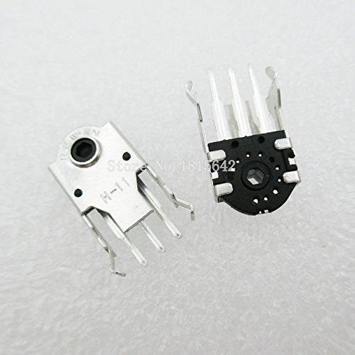 Value.Trade.Inc - 10PCS/LOT 11MM Mouse Encoder Wheel Encoder Repair Parts Switch