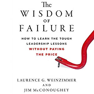The Wisdom of Failure Audiobook