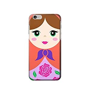"""Russian Matryoshka Doll 5.5 inches iPhone 6 Plus Case,fashion design image custom iPhone 6 Plus 5.5 inches case,durable iPhone 6 Plus hard 3D case cover for iPhone 6 Plus 5.5"""", iPhone 6 Plus Full Wrap Case"""