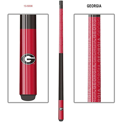 - Imperial Officaly Licensed NCAA Merchandise: Billiards/Pool Cue, University Of Georgia