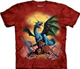 Youth's the Mountain Roaring Dragon T-shirt