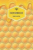 Imker Notizbuch punktraster: Geschenk für Imker, Bienen - und Honigfreunde | mit Seitenzahl & Inhaltsverzeichnis | ca. A5 | + 120 Seiten PUNKTRASTER | ... Papier | Softcover | (German Edition)