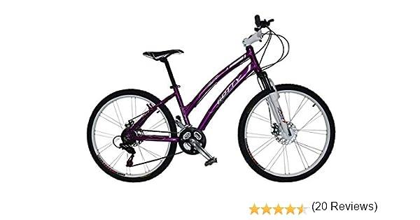 Gotty Bicicleta de montaña MTB Mujer CRS, Aluminio 26