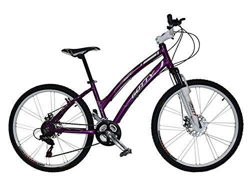 🥇 Gotty Bicicleta de montaña MTB Mujer CRS