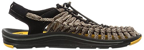 Angelägna Mens Uneek 8mm Sandal Gul / Camo