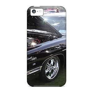 Premium 1989 Pontiac Gre Safari Heavy-duty Protection Case For Iphone 5c