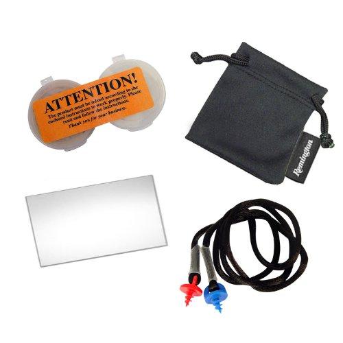 Radians Remington Do-It-Yourself Custom Molded Earplug Kit (Tan) by Radians