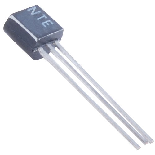 30V NTE Electronics MPSA64 Silicon PNP Transistor for Darlington Amplifier 800mA Inc. Pack of 5