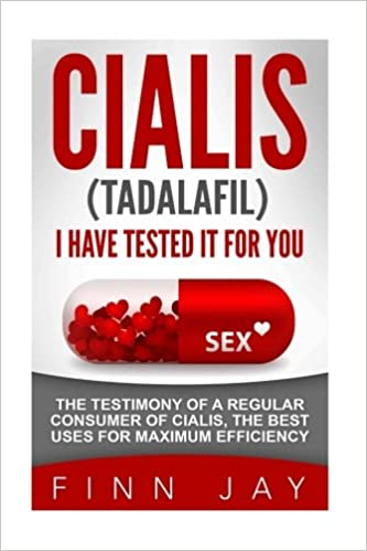 cialis tadalafil i have tested it for you the testimony of a