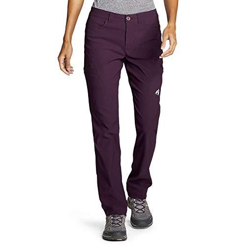 Eddie Bauer Women's Guide Pro Pants, Dk Plum Tall 6
