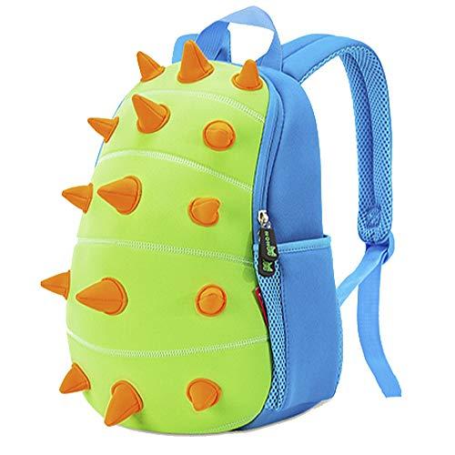 OFUN 3D Dinosaur Backpack, Toddler Backpack, Dinosaur Themed Bookbag for Boys Girls Preschool Kindergarten, Waterproof