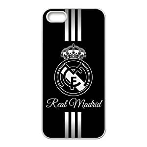2015 CustomizedReal Madrid Cell Phone Case for Iphone 5s