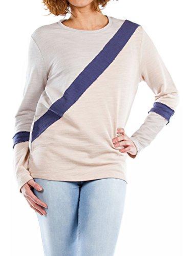 shirt 829 Carrera Normale Femme Pour Jeans Longue Sweat 869 Taille Gris  Clair Manche wwC6RSq baa5e001278