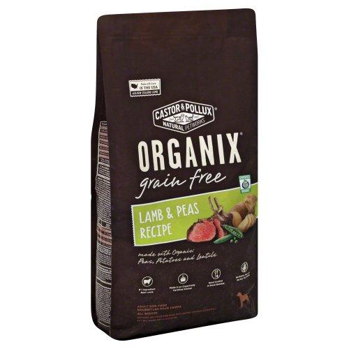 Castor & PolluxOrganic C&P Organic Lamb & Peas 4 Lb (Pack Of 5)