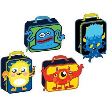 Monster Design 2131091 Insulated Lunch Bag