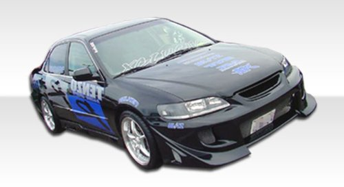 Honda Accord 4dr Fiberglass - 2
