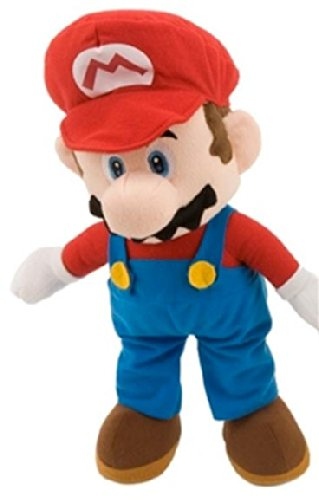 Super Mario Bros FELPA GIGANTE 60 CM NINTENDO