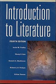 Introduction to Literature : Fourth Edition