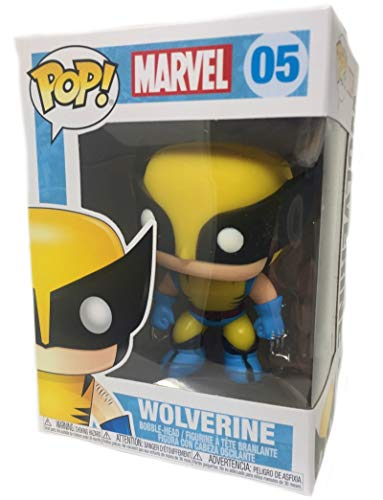 POP! Bobble - Marvel Wolverine