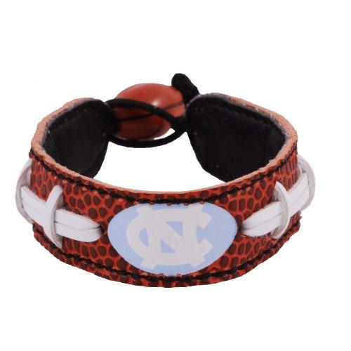 - GameWear North Carolina Tar Heels Classic Football Bracelet