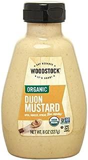 product image for Woodstock Farms Organic Mustard - Dijon - 8 Ounces