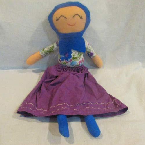 Muslim Doll 20 Inch Muslim Doll With Hijab Hijabi Doll Girls Eid Gift