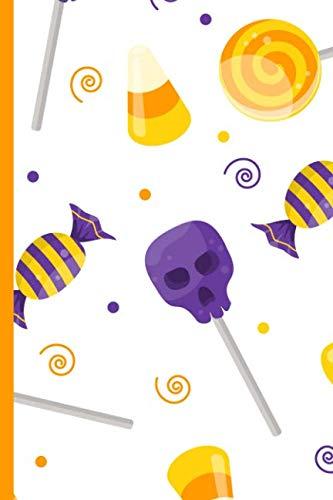 Halloween Sweets and Treats: Candy Corn, Suckers, Hard