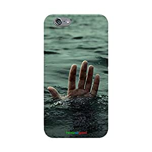 HomeSoGood Calculating Depth Multicolor Case For iPhone 6 (Back Cover)