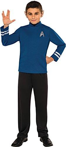 (Rubie's Costume Kids Star Trek: Beyond Spock Costume,)