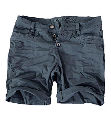 Navy Scuro Pantaloncini Donna Basic Boyfriend Sts XnSqYBX