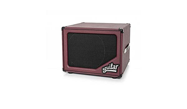 Bafle Aguilar SL 112 Bass Cabernet Limited Edition: Amazon.es: Instrumentos musicales