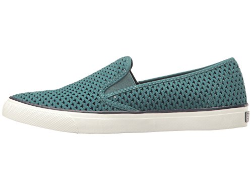 Sperry Delle Slip Ottanio Perf Scuro Mare Loafer on sider Donne Top rwRtArq