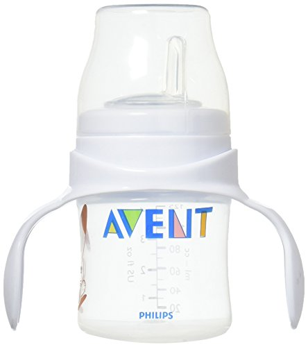 Avent Bottle to First Cup Trainer, 4 oz, 4m+ 1 bottle