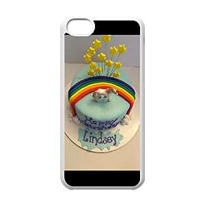 Custom Phone Case With my little pony cake Image - Nice Designed For iPhone 5C