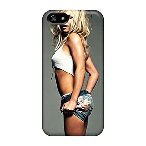 Fashionable Style Cases Covers Skin For Iphone 5/5s- Britney Spears