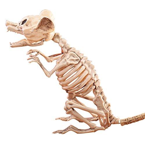 Collections Etc Skeleton Rat Halloween -