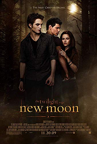 The Twilight Saga: New Moon 2009 S/S Rolled Movie Poster 11.5x17