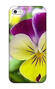 Snap-on Flowers S Case Cover Skin Compatible With Iphone 5/5s