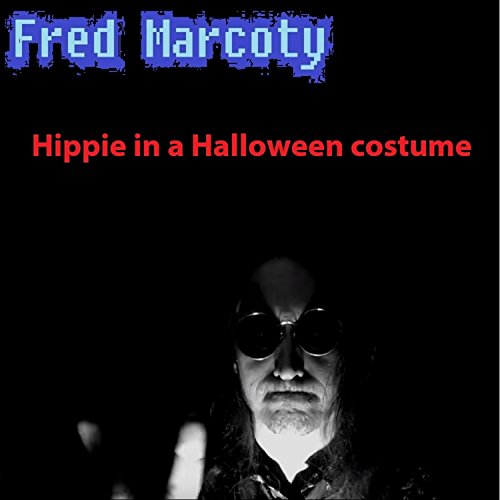 Hippie in a Halloween Costume -