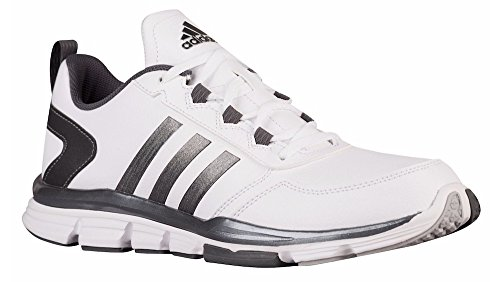 adidas Men's Speed Trainer 2 SLT White/Carbon Metallic/Onix Athletic Shoe Size 12
