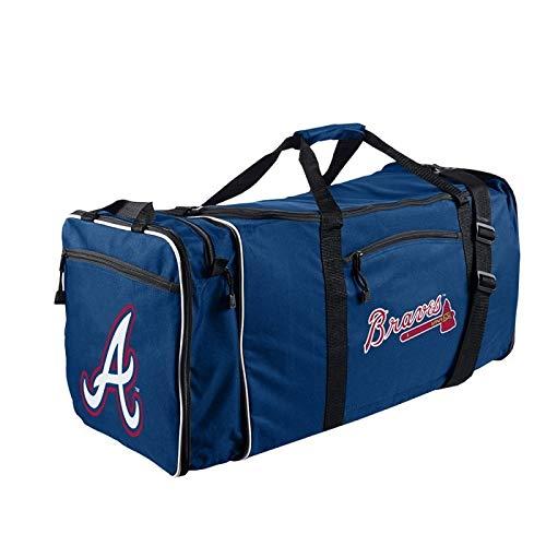 MLB Steal Duffel (Atlanta Braves)