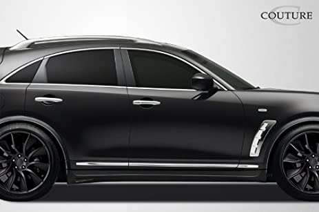 Amazon 2009 2014 Infiniti Fx Qx70 Couture Mz S Side Skirts