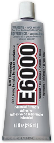 E6000 237032 Craft Adhesive, 2 fl oz. Clear