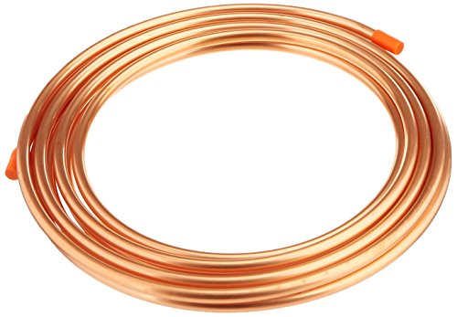 Mueller 12045 Refrigeration Soft-Coil Copper Tubing x, 3/8