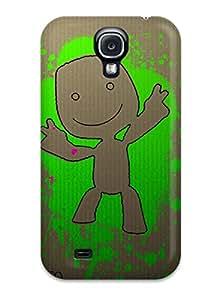 Galaxy Cover Case Retro Protective Case Compatibel With Galaxy S4