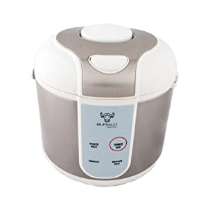 Amazon.com: Buffalo Classic Rice Cooker 5-Cup: Kitchen