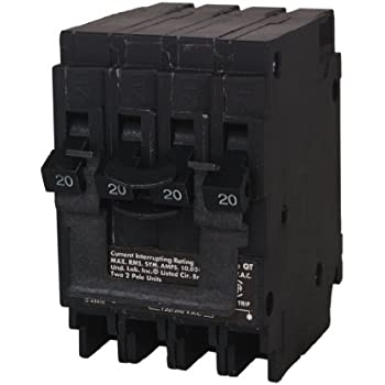 Siemens Q23050CT2 One 30-Amp One 50-Amp Double Pole Circuit Breaker ...