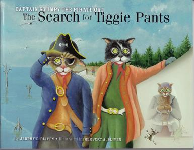 Download The Search for Tiggie Pants (Captain Stumpy the Pirate Cat) ebook